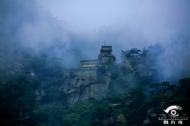 云雾中的望海寺(辽代)